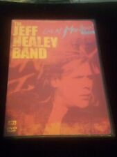 The Jeff Healey Band - Live at Montreux 1999 (DVD, 2006, Special Edition DVD...