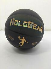 Hologear Holographic Game Ball Basketball Reflective Leather