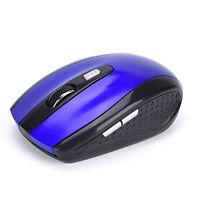 2.4GHz Haute Qualité Souris Optique Sans Fil / Souris USB2.0 Récepteur PouOPI PM