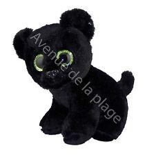Peluche bébé Panthère noire très douce au touché, doudous pas cher, jouet, neuf