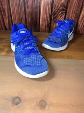Nike Women's Lunartempo 2 Racer Blue Running Shoes US 9