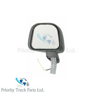 Scania 4/P/R Series Wide Angle Mirror LH/NS Heated (1995-2016)