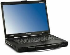 "Panasonic ToughBook CF-52 i5 15,4"" 8 GB RAM 128 GB SSD Windows 7 RS232 MK3"
