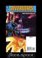 FCBD 2015 DC COMICS DIVERGENCE - 1ST APPEARANCE NEW BATMAN