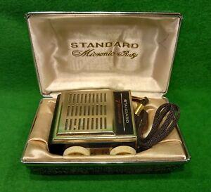 Vintage Standard 7 Transistor Radio