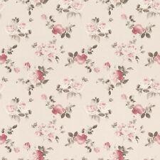EUR 2,81/qm / Tapete Rasch Textil 288864 Petite Fleur 4 Floral Landhaus Altrosa
