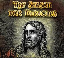 The Season for Miracles - 4 Dvds - John Hagee - Sept Sale !  Very Rare !
