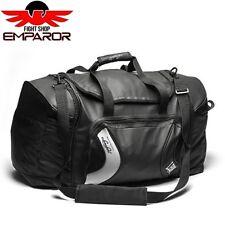 Leone 1947 Hybrid Sporttasche Black Edition Ruccksack Tasche Sport Reise Fitness