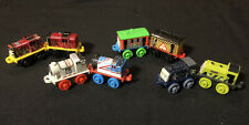 RARE Variations Lot - Thomas The Train Minis - Lot Of 8 - Salty, Scruff, Gordon