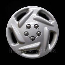 Dodge Caravan 1996-2000 Hubcap - Premium Replacement 15-inch Wheel Cover -Silver