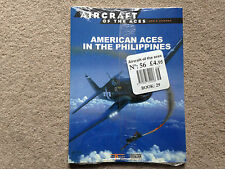 Osprey DelPrado/Aircraft of the Aces - American Aces in the Philippines