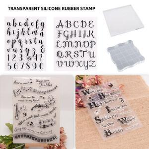 Letter Alphabet Cookie Stamp Cutter Fondant Embosser Cake Biscuit Mould-Mold-DIY