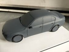 Kyosho BMW 5 Series 1:18 Scale Die-Cast Car Matt-Grey Collectors VGC immaculate.