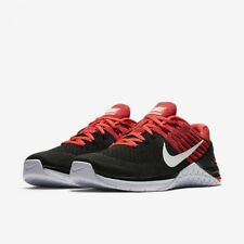 17c0ed709140 Nike Men s SZ 7.5 Metcon DSX Flyknit Shoes 852930 009 Black White Crimson