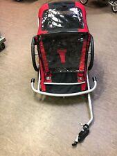 Fahrradanhänger Red Loon RB10001 ALU-Light für 2 Kinder