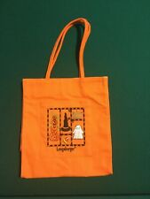 """Longaberger"" Halloween Boo Ghost Tote"