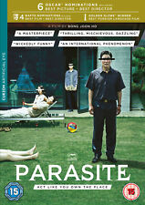 PARASITE (DVD) (New)