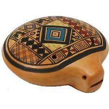 Atlas World Music Aw-l10 Ocarina Inca du Pérou