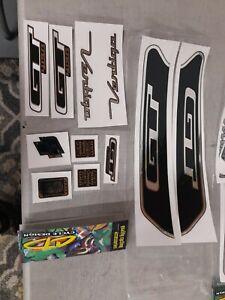 Original GT Vertigo Decal Set NOT Reproduction IN ORIGINAL PACKAGING