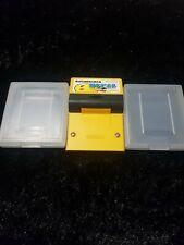 ⭐Pokemon Pinball + 2 Boîtes Rangement Nintendo Game Boy Japan Jap🎌⭐
