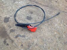 Ford Sierra Mk1/mk2/bonnet Release Cable Xr4i/Cosworth/2wd/4x4/p100/xr4x4 /