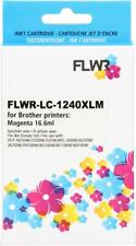 FLWR LC-1240XL Magenta Compatible Cartridge for FLWR Brother NON OEM