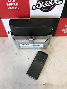 VOLVO S80 XC70 08-10 / INDASH NAV SCREEN WITH REMOTE CONTROL / 31210428-1