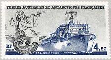 Taaf FSAT 1988 Maury 139 239 137 polar navire research vessel Jules verne ship NH