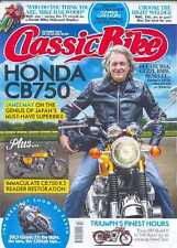 CLASSIC BIKE-OCTOBER 2013- (NEW)*Post Included To UK/Europe/USA/Canada