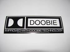 Doobie Dolby Marijuana Joint HighDigi Sticker Music Fun