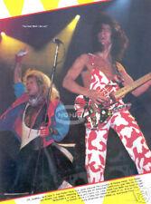 Eddie Van Halen Pinup magazine Pinup guitar Dlr rock