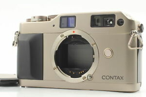 [Near MINT] Contax G1 Green Label Rangefinder Film Camera From JAPAN