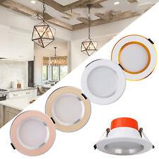 LED Ceiling Downlight 5W Cool Neutral Warm White 110V 220V 50W Equivalent Lamp