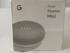 Home Mini (1st Generation) - Smart Speaker with Google Assistant - Charcoal