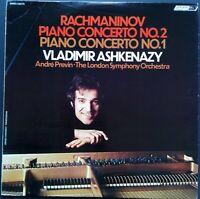 Rachmaninov - Piano Concertos, ASHKENAZY, PREVIN, LSO, London STEREO