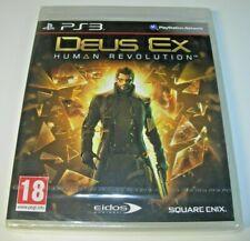 Deus Ex: human revolution PS3 (PAL España precintado)