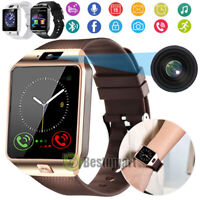 IP67 Blue-tooth Smart Watch & Phone with Camera For iPhone Samsung LG HTC Huawei