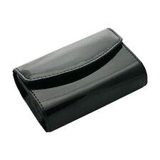 A5 Black PU Camera Case Bag for Praktica Luxmedia Z212 Z250