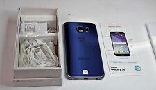 Samsung Galaxy S6 SM-G920V 32GB Black Sapphire(Verizon)Unlocked Smartphone New O