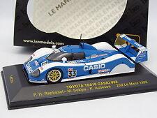Ixo 1/43 - Toyota TS010 N°33 Casio Le Mans 1992