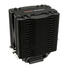 DISSIPATORE MARS GAMING CPU COOLER INTEL E AMD VENTOLA 92MM PWM 4 DUAL HEATPIPE