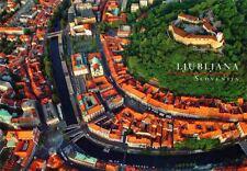 LJUBLJANA SLOVENIA TRAVEL SOUVENIR FRIDGE MAGNET #fm150
