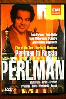 Perlman In Russia  - DVD, As New