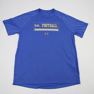 UCLA Bruins Under Armour  Short Sleeve Shirt Men's Blue New without Tags