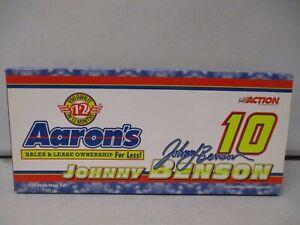 Action 2000 Johnny Benson Aaron's Rent 1/24