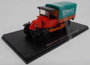 PER905 - Utilitaire de 1924 RENAULT MY bâché aux couleurs Renault Billancourt Se