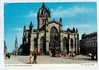 A8923cgt UK St Giles Cathedral Edinburgh Pu1981 postcard