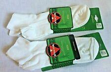 2 Pairs Wigwam Tour Sports Socks Golf Tennis Lightweight Size Large New