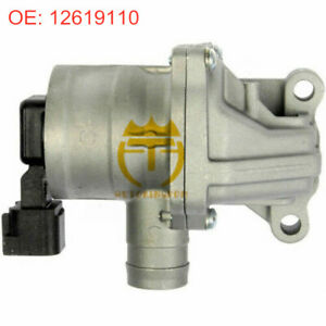 12619110 Secondary Air Injection Check Fit Envoy Trailblazer Rainer