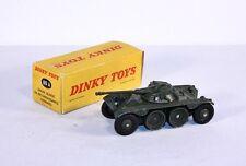 Dinky Toys 80 A, PANHARD, Comme neuf Dans Box, rare avec intérieur CARTON!!! #ab